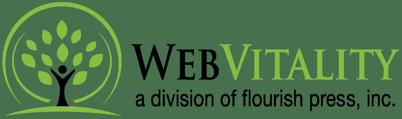 Web Vitality Logo